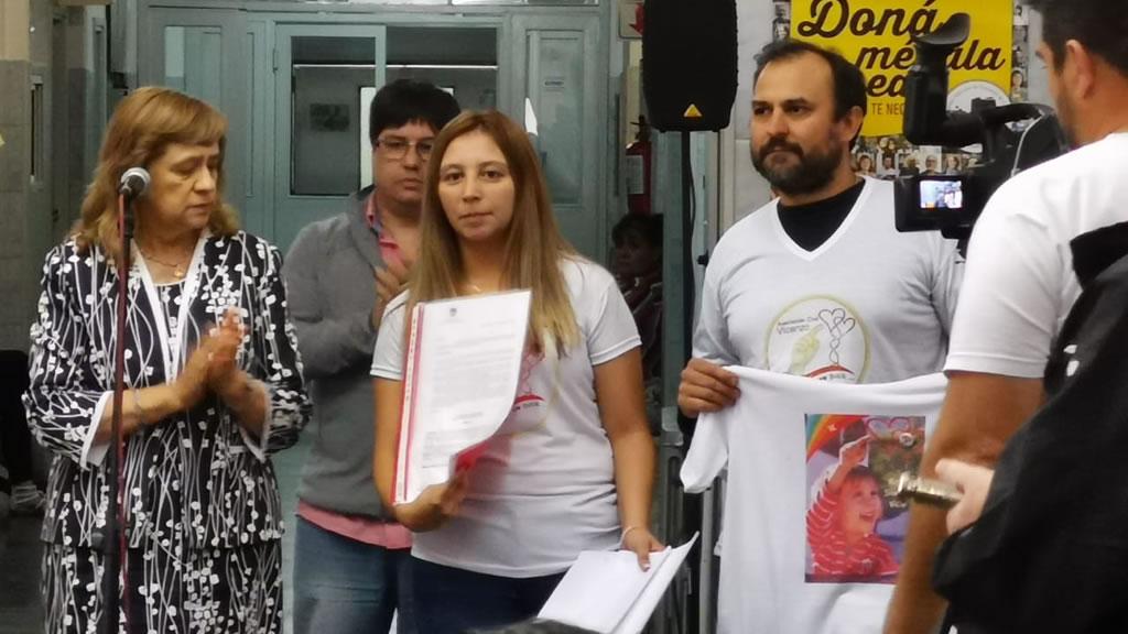 Servicio de Hemoterapia Vicenzo Lonegro Villa