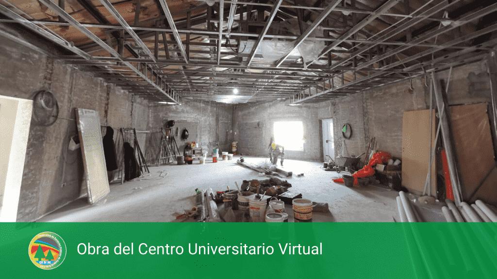 Obra del Centro Universitario Virtual