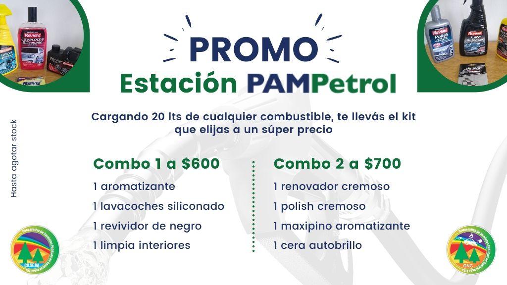 Promo Estación PAMPetrol