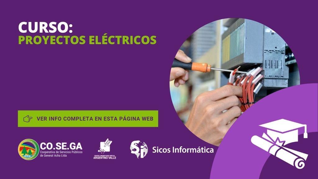 Curso de Proyectos Eléctricos